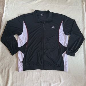 Adidas Zip Sport Sweater Sz 3XL